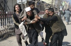 Two westerners shot dead in Afghanistan protests