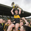 Cooper cameo helps Crokes to hard-fought title as South Kerry rue missed chances