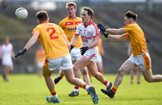 Three on the trot for Castlebar Mitchels thanks to final flourish