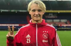 Ireland beware: Kasper Dolberg rediscovers form to put champions Feyenoord to the sword