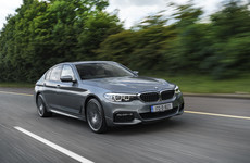 Review: We road-test BMW's plug-in hybrid version of the new 5 Series