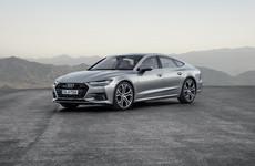 The new Audi A7 Sportback features Level 3 autonomous driving technology