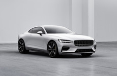 Volvo's Polestar performance brand unveils its first car: the Polestar 1