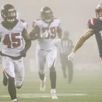 Patriots dominate Falcons in Super Bowl rematch