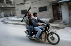 Red Cross attempts to rescue Syrians and journalists trapped in Homs