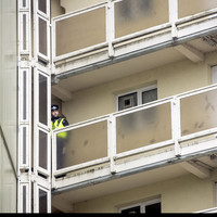 Woman charged with murder of 18-month-old who fell from sixth-floor flat window in Bradford