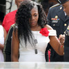 Pregnant widow of killed US soldier says phone call from Donald Trump made 'me cry even worse'