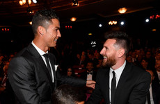 Here's the FIFPro World XI as Ronaldo and Messi feature for the 11th year