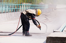 Canadian man dies after inhaling walnut particles from sandblaster at worksite