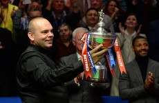 2015 world snooker champion handed six-month ban for breaking gambling rules