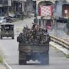 Australian troops train Filipino soldiers in urban warfare to combat Islamic extremists