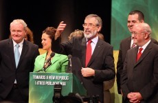 New poll shows rise in support for Sinn Féin