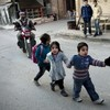 Syrians vote on new draft constitution as violence continues