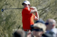 It's on! McIlroy, Westwood to face off in Match Play