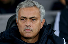 'The attitude was very good': Mourinho content with Manchester United's win