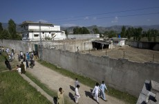 Pakistani authorities demolish compound where bin Laden was killed