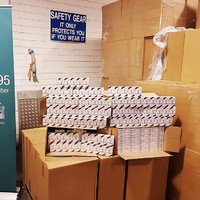 €4.5 million worth of cigarettes found at Dublin Port in container marked 'tyres'