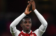 Arsenal boss Wenger unsure why Chelsea let 'top quality' Nketiah go