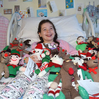 This 11-year-old just had surgery for a brain tumour. Now she wants to help raise thousands for charity