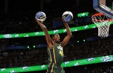 WATCH: The tricks that won the 2012 Slam Dunk Contest