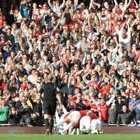 As it happened: Arsenal v Tottenham Hotspur