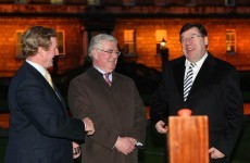 Dáil leaders meet to try to find consensus over budget plan