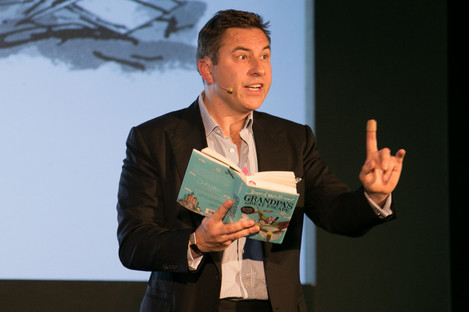 Walliams is a prolific children's author.