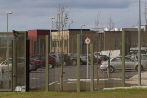 Oberstown Children Detention Campus