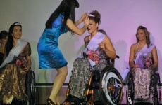 Hungary crowns its 'loveliest wheelchair user'