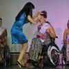 Hungary crowns its 'loveliest wheelchair user'