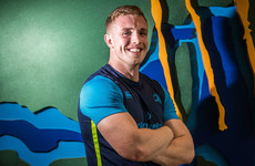 Injury layoff leaves Leavy making up for lost time in fierce back row battle