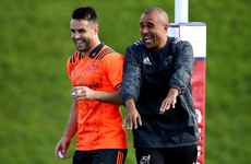 Conor Murray: Zebo knew the risks of leaving, but as a mate I'd like him in Ireland team