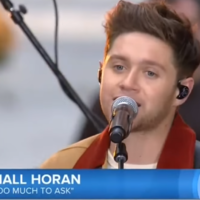 American teens desperate to catch a glimpse of Niall Horan on The Today Show camped out for hours