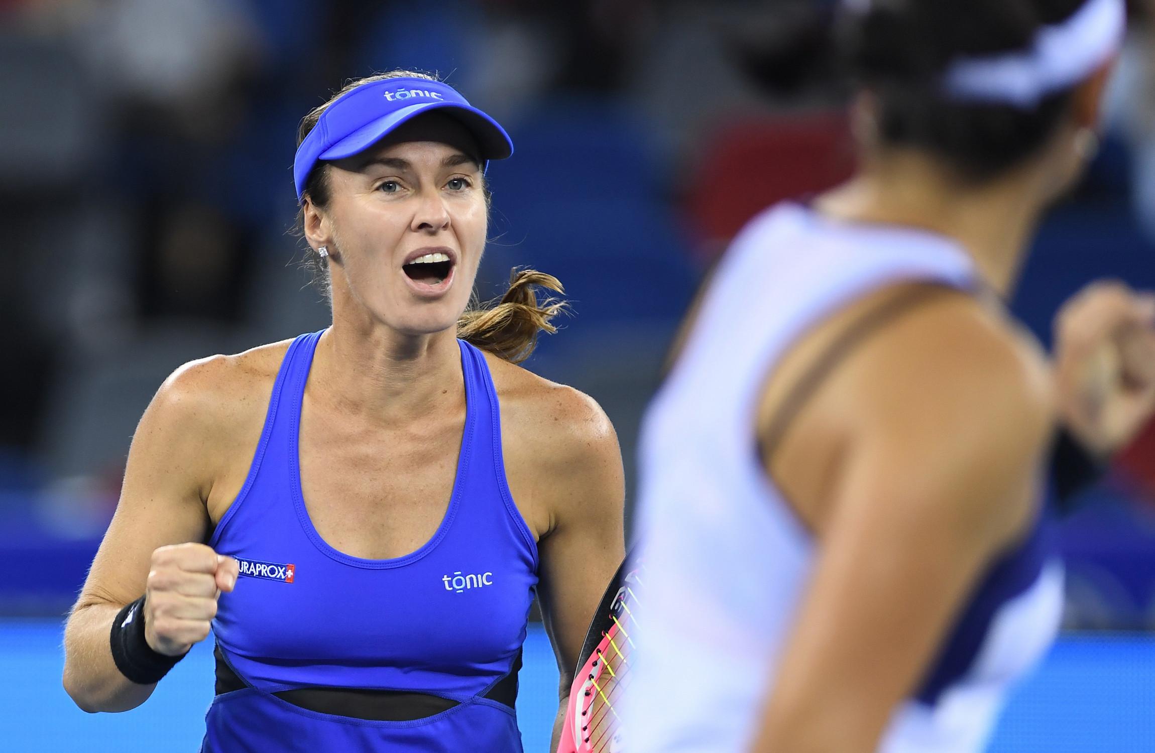 Martina Hingis 5 Grand Slam singles titles