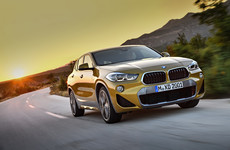 BMW's new X2 coupé-styled SUV finally breaks cover