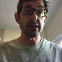 A Twitter bot came up with a spoof Louis Theroux doc and he absolutely went with it