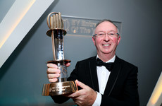 This Mayo-based businessman has scooped the Entrepreneur of the Year award