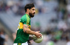 The new retro-style Kerry jersey designed by Paul Galvin is here