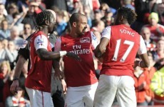 We're not dead: Wenger hails stunning Arsenal comeback