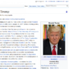 Wikipedia got a huge bump in donations after Donald Trump's election win