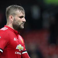 Mourinho says Luke Shaw still has a future at Man United