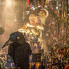 The best spots to see tonight's Macnas Halloween parade in Dublin