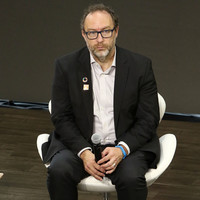 Wikipedia's community is 85% male, and founder Jimmy Wales isn't sure how to fix it