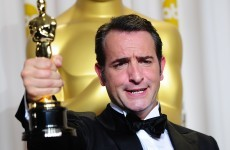 High five: The Artist dominates the Oscars
