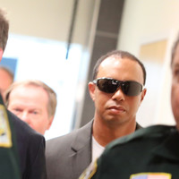 'Stay out of trouble' - contrite Tiger Woods pleads guilty to reckless driving, avoids jail