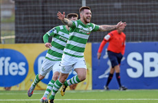 Shamrock Rovers seal third place with defeat of Limerick