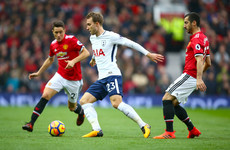 As it happened: Man United vs Tottenham, Premier League