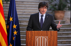Catalonia's leader wants 'democratic opposition' to Spanish government's takeover