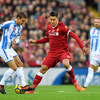 As it happened: Liverpool v Huddersfield, Premier League