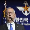 US Defense Secretary warns North Korea of 'massive military response'